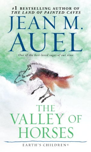 Valley of Horses Earth's Children, Book Two Revised 9780553250534 Front Cover