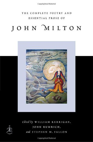 Complete Poetry and Essential Prose of John Milton   2007 edition cover