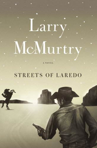 Streets of Laredo   1993 edition cover