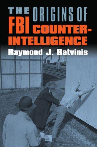 Origins of FBI Counterintelligence   2007 edition cover