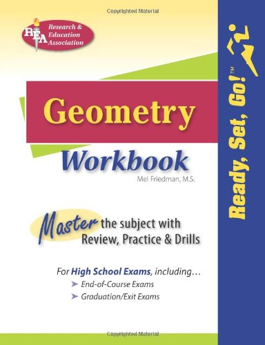 Geometry  Workbook  edition cover