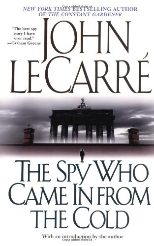 Spy Who Came in from the Cold   2001 (Reprint) edition cover