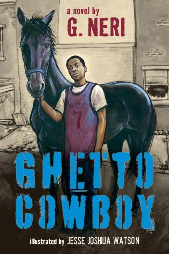 Ghetto Cowboy  N/A edition cover