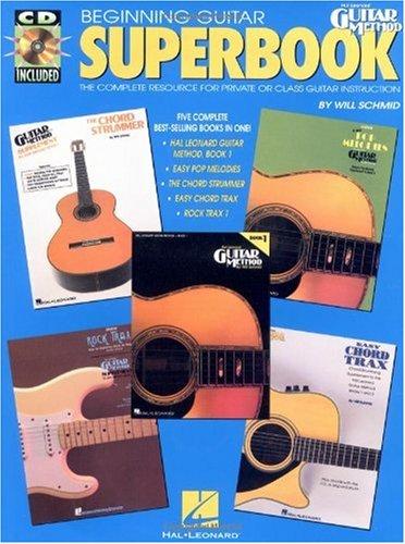 Beginning Guitar Superbook   1996 edition cover