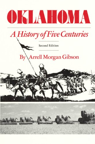 Oklahoma A History of Five Centuries 2nd 2010 edition cover