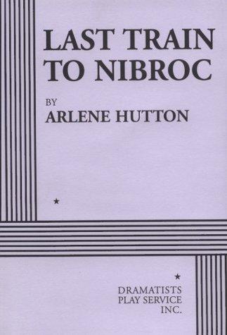 Last Train to Nibroc   2000 edition cover