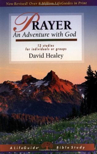 Prayer An Adventure with God Revised edition cover
