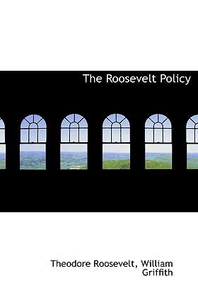 Roosevelt Policy N/A edition cover