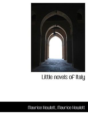 Little Novels of Italy N/A 9781115905534 Front Cover