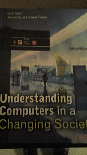 UNDERSTANDING COMPUTERS IN...> N/A 9781285109534 Front Cover