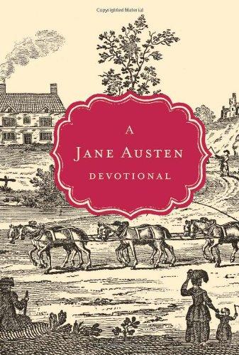 Jane Austen Devotional   2012 9781400319534 Front Cover