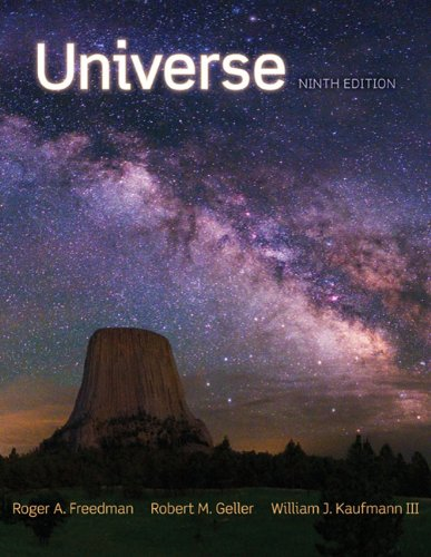 Universe  9th 2010 (Revised) edition cover
