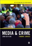 Media and Crime  3rd 2015 edition cover