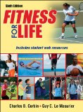 Fitness for Life 6th Edition with Web Resource-Paper  6th edition cover