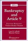 Bankruptcy Article 9 Statutory Supplement Vistlaw Marked Version 2014th edition cover