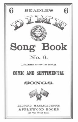 Dime Song Book #6  N/A 9781557095534 Front Cover
