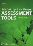 OCCUPATIONAL THERAPY ASSESS.TOOLS-W/CD  N/A edition cover
