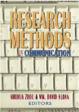 Research Methods in Communication  N/A edition cover