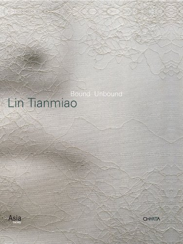 Lin Tianmiao Bound Unbound  2013 edition cover