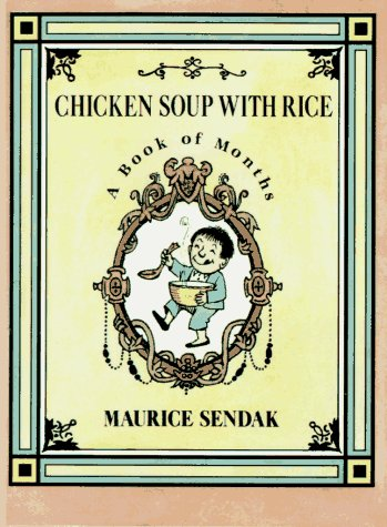 Chicken Soup with Rice A Book of Months N/A edition cover