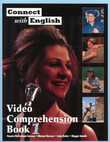 Connect with English Video Comprehension   1998 edition cover
