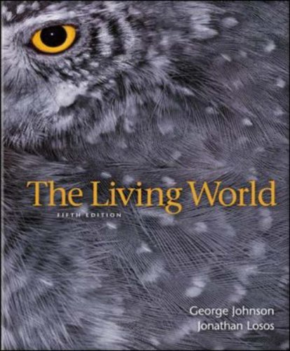 Living World  5th 2008 (Revised) edition cover