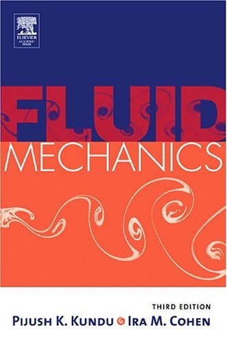 Fluid Mechanics  3rd 2004 (Revised) 9780121782535 Front Cover