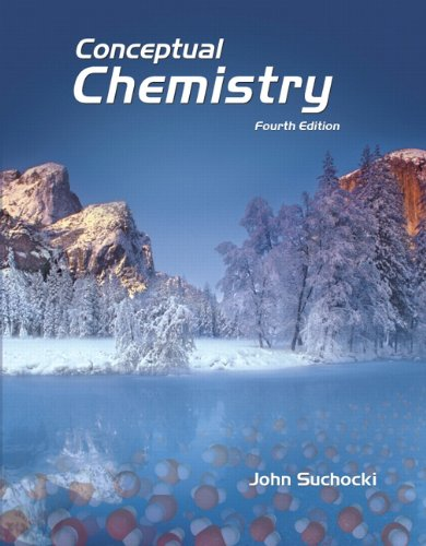 Conceptual Chemistry  4th 2011 edition cover