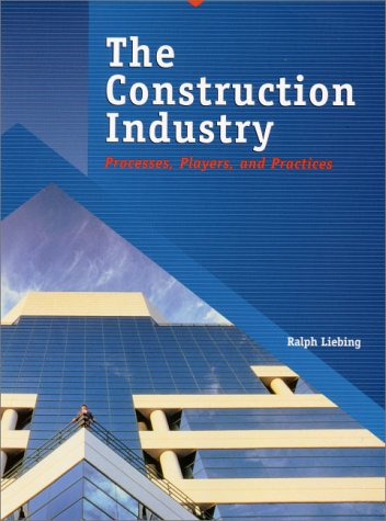 Construction Industry Processes, Players, and Practices  2001 edition cover