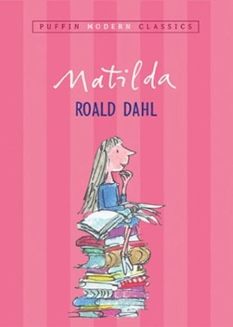 Matilda   1988 edition cover