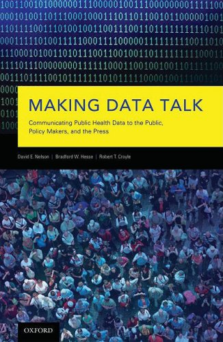 Making Data Talk The Science and Practice of Translating Public Health Research and Surveillance Findings to Policy Makers, the Public, and the Press  2009 edition cover