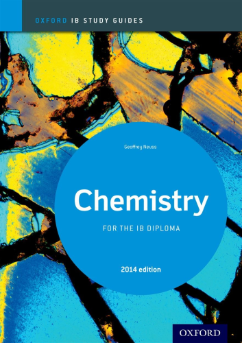 IB Chemistry Study Guide: 2014 Edition Oxford IB Diploma Program 2nd 2014 9780198393535 Front Cover