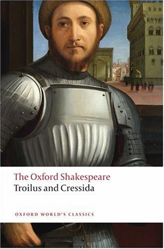 Troilus and Cressida   2008 edition cover