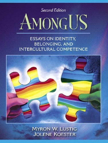 AmongUS Essays on Identity, Belonging, and Intercultural Competence 2nd 2006 (Revised) edition cover