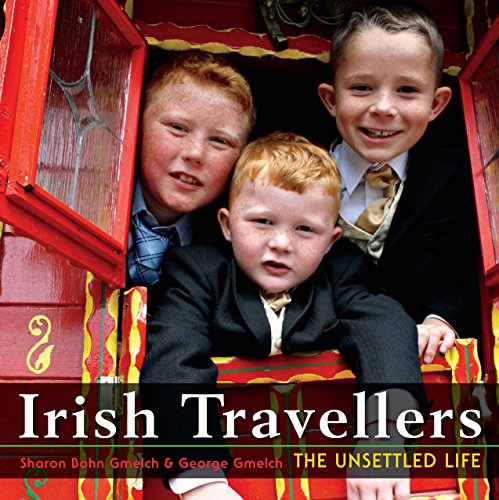 Irish Travellers The Unsettled Life  2014 9780253014535 Front Cover