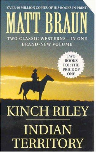 Kinch Riley Indian Territory Isbn 9780312948535