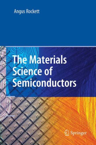 Materials Science of Semiconductors   2008 edition cover