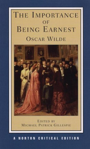 Importance of Being Earnest   2006 edition cover
