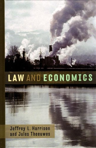 Law and Economics   2008 edition cover