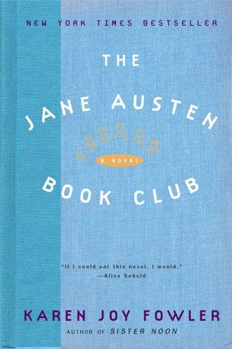 Jane Austen Book Club   2004 edition cover