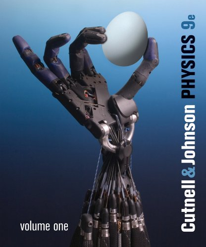 Physics, Chapters 1-17  9th 2012 edition cover