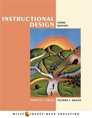 Instructional Design  3rd 2005 (Revised) edition cover