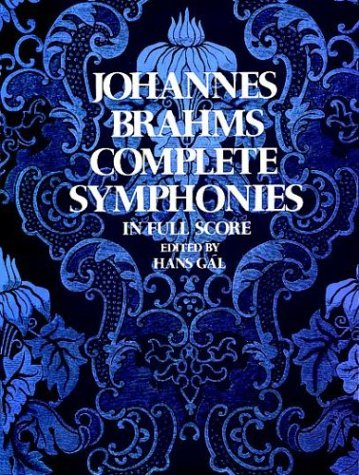 Complete Symphonies in Full Score  Reprint edition cover