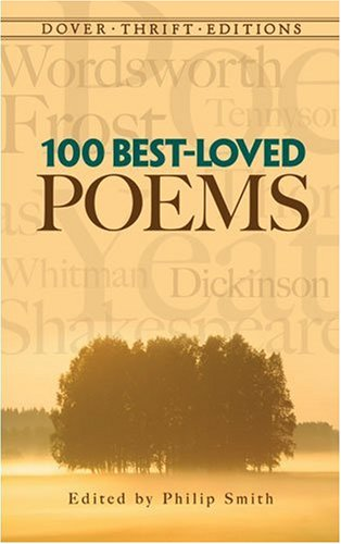 100 Best-Loved Poems   1995 (Unabridged) edition cover