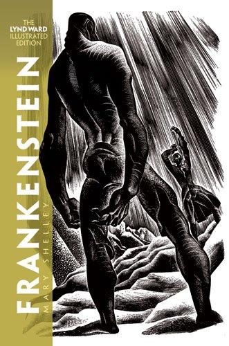 Frankenstein   2009 edition cover