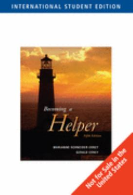 Becoming a Helper N/A edition cover