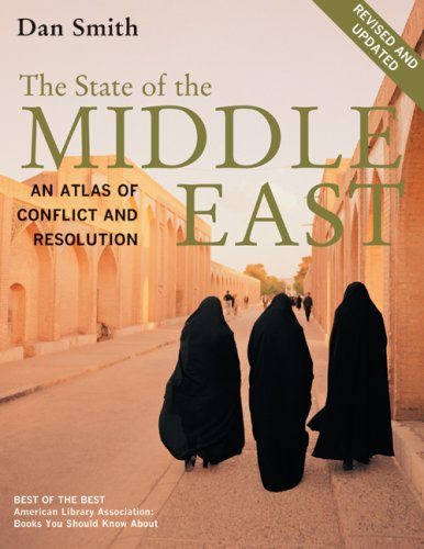State of the Middle East An Atlas of Conflict and Resolution 2nd (Revised) edition cover