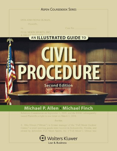Illustrated Guide to Civil Procedure  2nd 2010 (Revised) edition cover