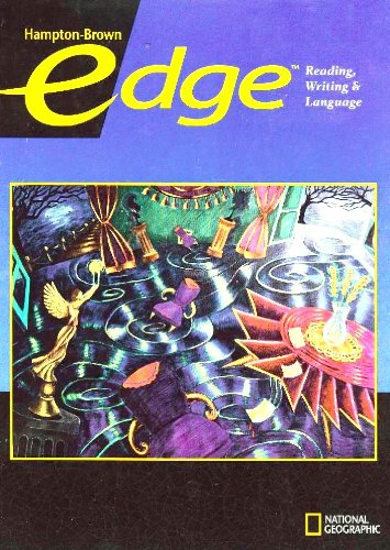 Edge Lvl B Student Edition   2009 edition cover