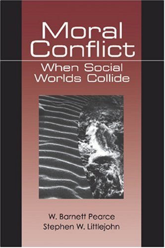 Moral Conflict When Social Worlds Collide  1997 edition cover